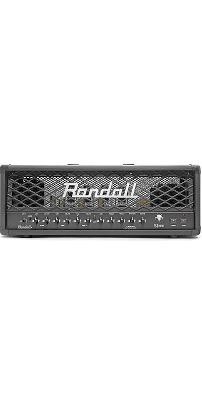 Randall RD100H wzmacniacz lampowy typu Head o mocy 100W.